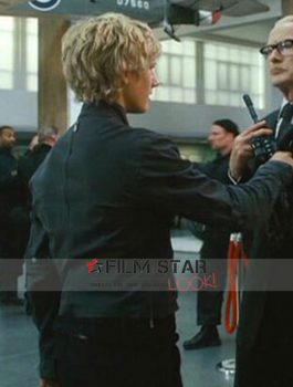 Alex Rider Black Jacket
