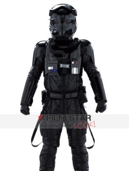 Fighter from star wars jacket