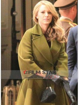 Blake Lively The Age of Adaline Coat