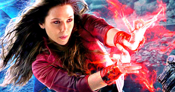 Scarlet Witch Coats