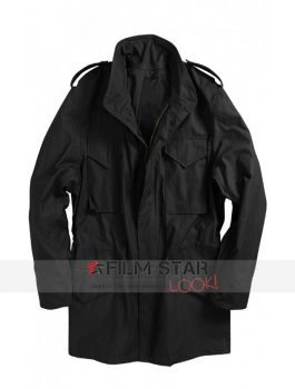 Dean Winchester black cotton Jacket