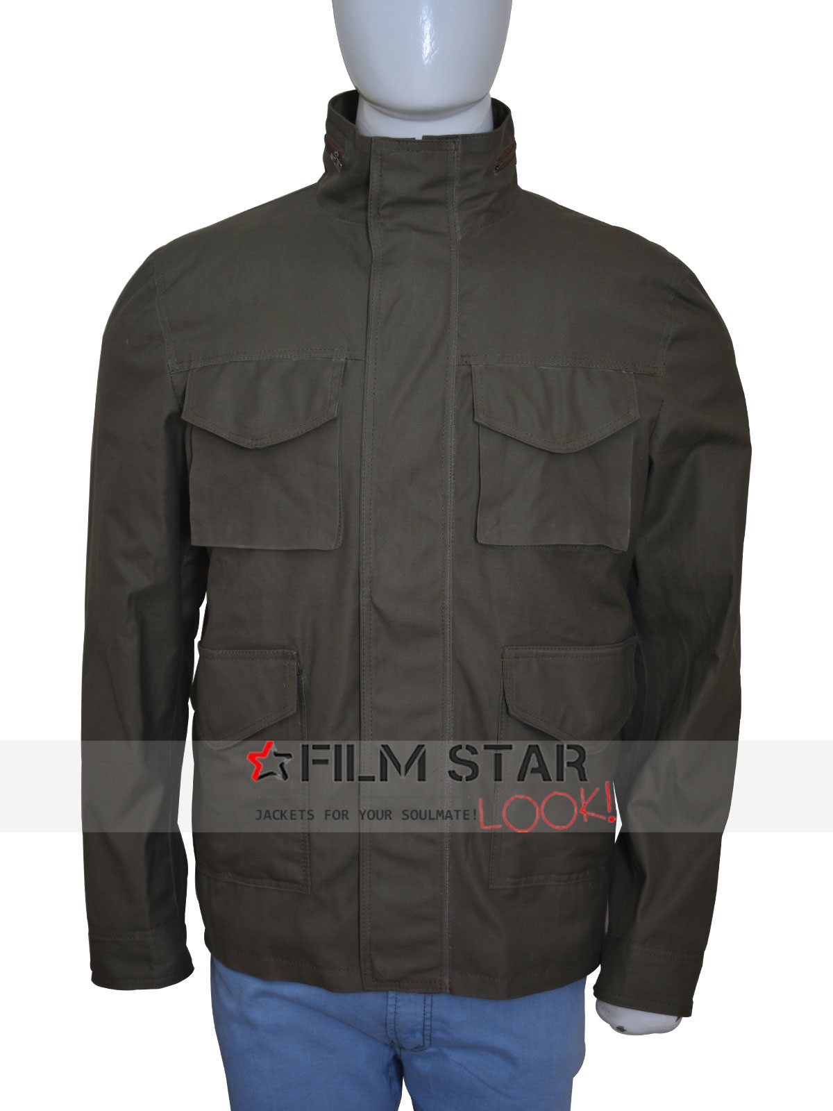 Kevin Costner Movie Criminal Jericho Stewart Jacket