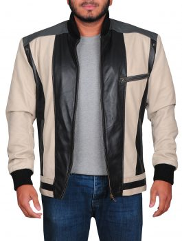 Matthew Broderick Ferris Bueller's Day Off Leather Jacket