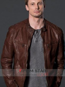 Bradley James Brown Jacket