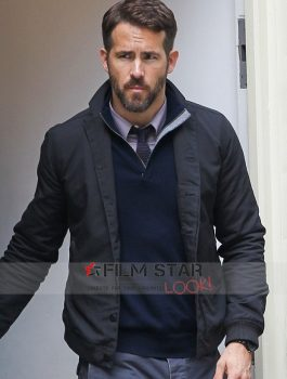 Ryan Reynolds Criminal London Cotton Jacket