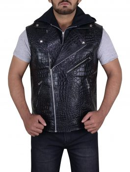 Allen-Neal-Jones-Wrestler-Leather-Vest-F-C