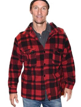 Mattew McConaughey Jacket, Jacket for men