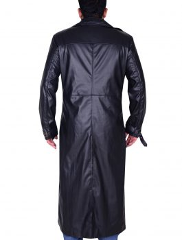 Albert-Wesker-Trench-Leather-Coat