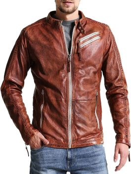 Distressed-Biker-Leather-Jacket