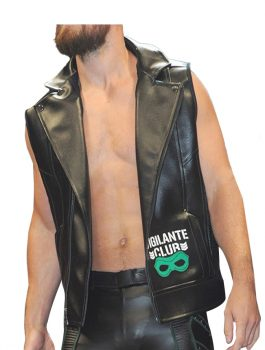 Arrow Star Stephen Amell Wrestling Match Vest