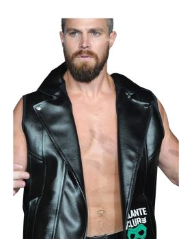 WWE Stephen Amell Wrestling Match Vest