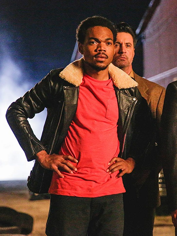 Slice-Movie-2018-Chance-The-Rapper-Leather-Jacket
