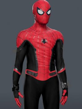 Tom Holland Spider Man Far From Home Jacket