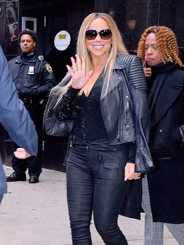Mariah-Carey-Rocks-Hot-Leather-Jacket