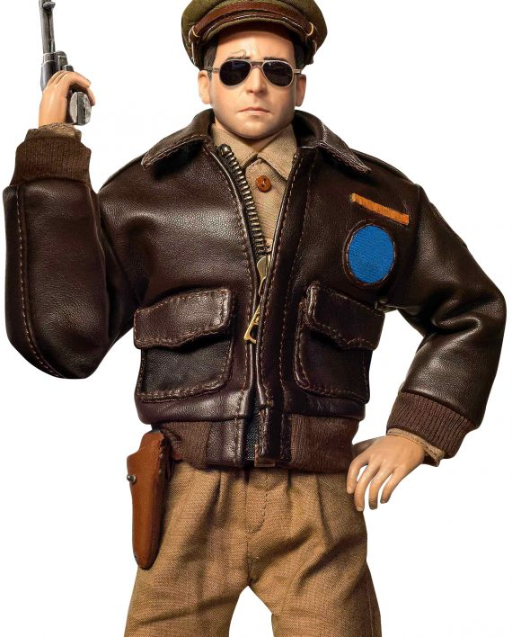 Welcome-to-Marwen-Steve-Carell-Brown-Leather-Jacket