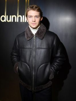 Joe-Alwyn-B3-Bomber-Sheep-Skin-Leather-Jacket