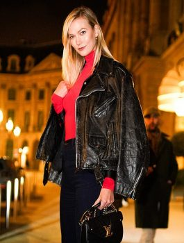 Karlie-Kloss-Leather-Jacket-Filmstarlook