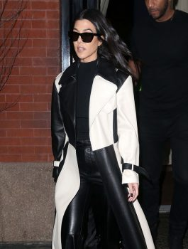 Kourtney-Kardashian-Black-and-White-Coat