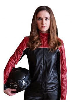 Derry Girls TV Series Judith Roddy Leather Jacket