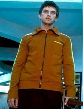 Dan-Stevens Jacket, men Brown jacket