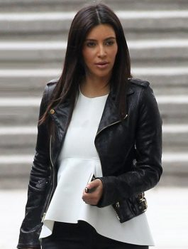 Kim Kardashian Jacket, Women Fashion
