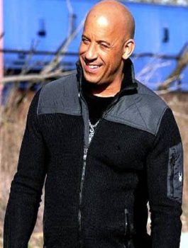 Vin-Diesel Jacket, The Return of Xander Cage Jacket