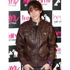 Justin Biber Leather Jacket, Stylish men jacket