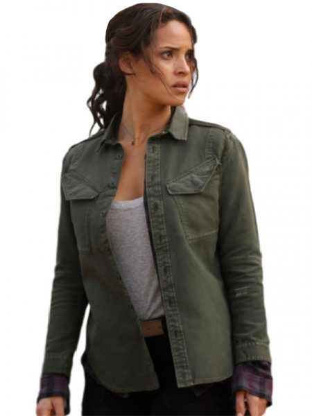 Adria Arjona Jacket, Jacket For Women