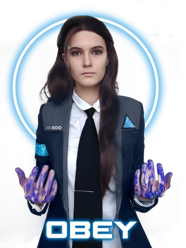 Detroit Become Human Cosplay, Game Cosplay