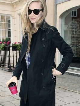 Leather Jacket, Amanda Seyfried Jacket