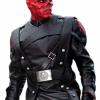 Red Skull Cosplay Coat, Captain America coat