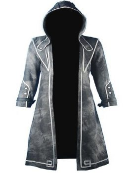 Game Cosplay, Game coat for men