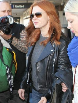 Amy Adams Biker Jacket, Women Jacket