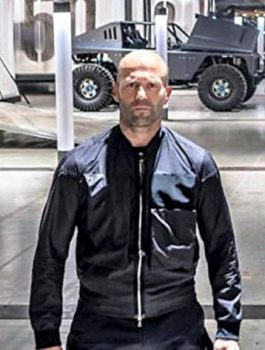 Jason Statham Jacket, Men Bomber Jacket