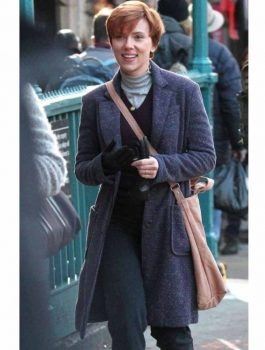 Scarlett Johansson Coat, Marriage Story Coat