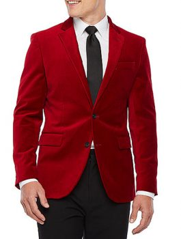 Christmas Outfit for mens, Mens Coat