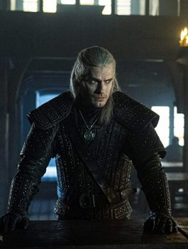 The Witcher Jacket, Geralt Of Rivia Jacket