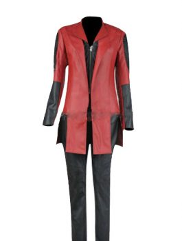 Capatin America Coat, Scarlet Witch Coat