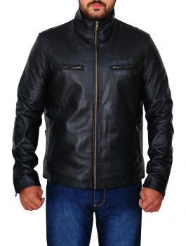 Vin Diesel Leather Jacket, Leather Jackets For Men
