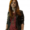 Chloe The Last Witch Hunter Leather Jacket