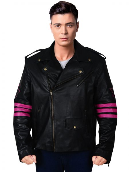 WWE Bret The Hearthrob Hart Retro Jacket