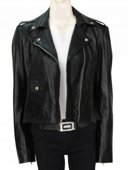 Shop Jessica Jones Dapper Leather Jacket